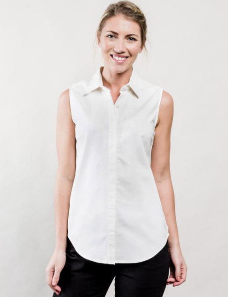 Sierra Sleeveless Shirt