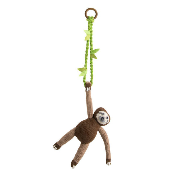 Swinging Sloth Mobile