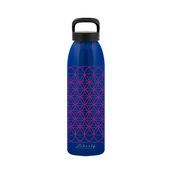 Synchronicity Recycled Aluminum Reusable Water Bottle