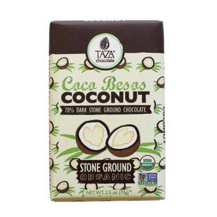 Coconut Chocolate Bar