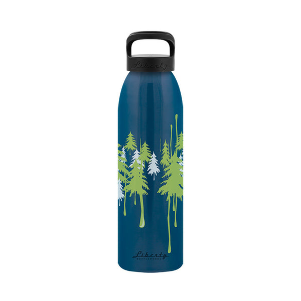 Taiga Recycled Aluminum Reusable Water Bottle