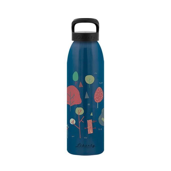 Treedom Recycled Aluminum Reusable Water Bottle