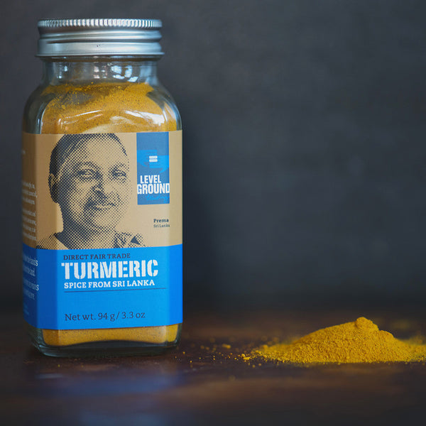 Fair Trade Ground Turmeric