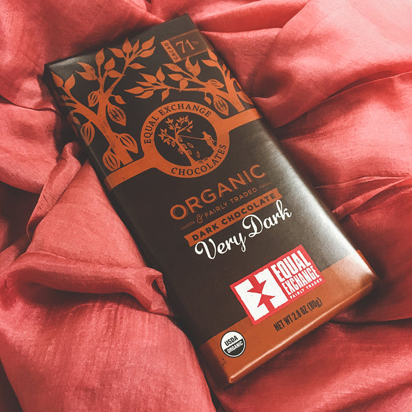 Classic 71% Very Dark Chocolate Bar