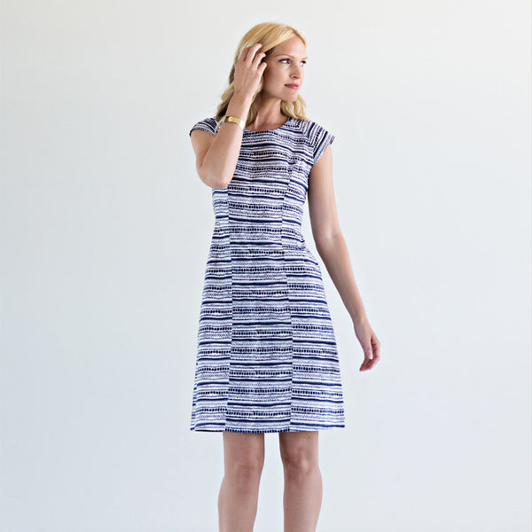 Sienna Dress Navy