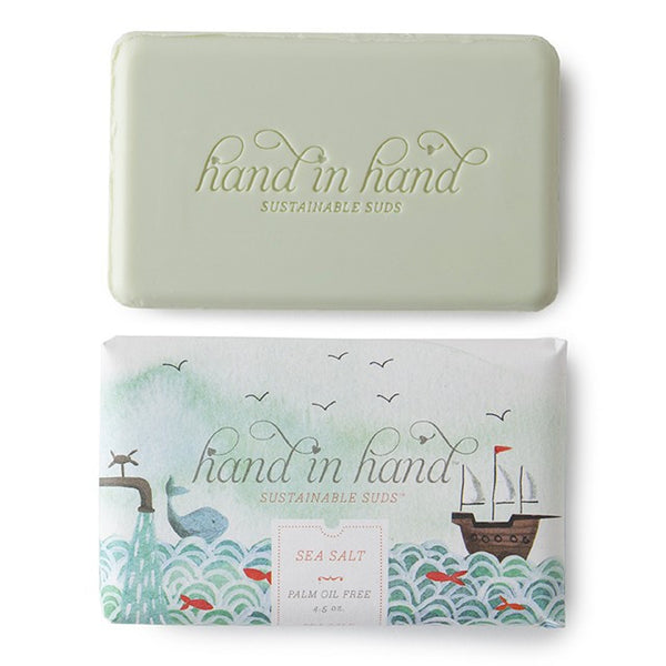 Sea Salt Hand & Body Bar