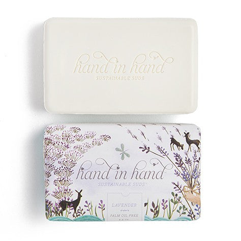 Lavender Hand & Body Bar