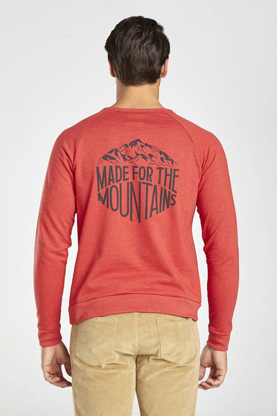 Made for Mountains Pullover
