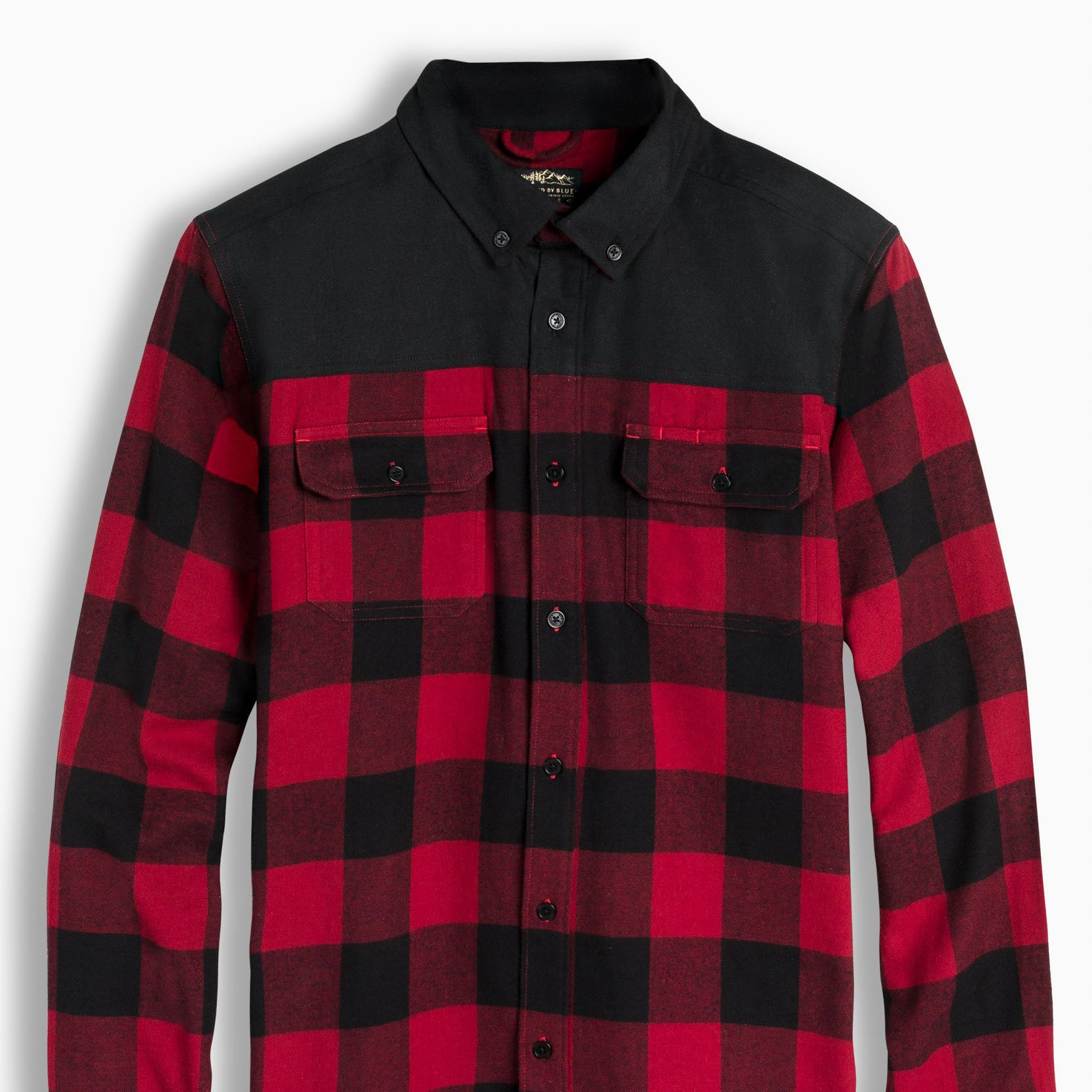 c3da5f60 Wenham 100% Organic Cotton Buffalo Plaid Shirt - The Good Buy