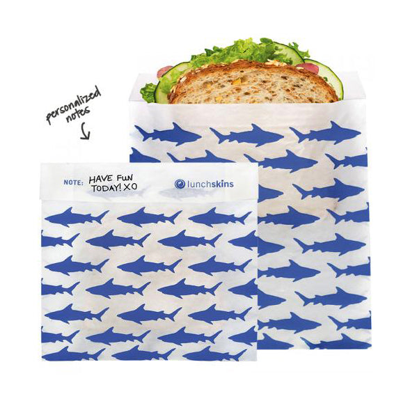 Recyclable & Sealable Paper Sandwich Bags