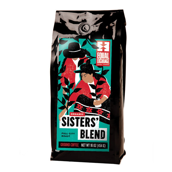 Sisters' Blend Coffee - 1 lb. Bag Ground