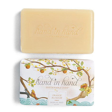 Orange Blossom Hand & Body Bar