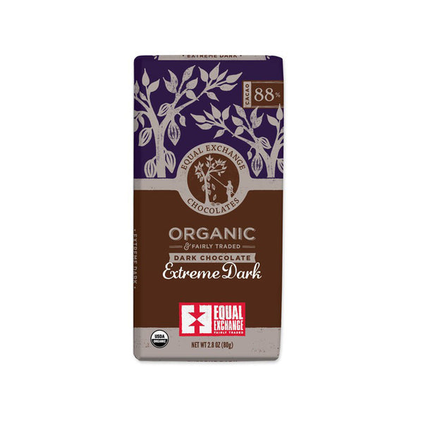 Extreme 88% Dark Chocolate Bar