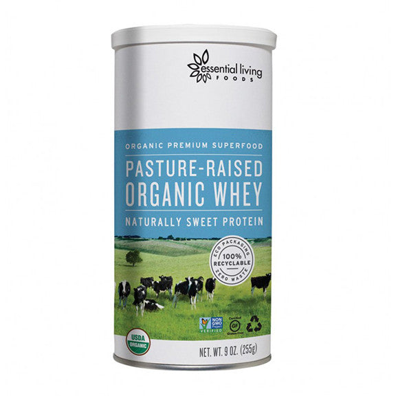 Pasture-Raised Whey Protein Concentrate
