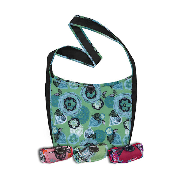 Reusable Sidekick Cross Body Bag