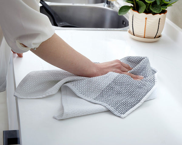 Tidy Kitchen Towel (Gray)