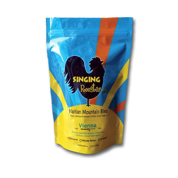 Vienna Blend Haitian Coffee - Ground