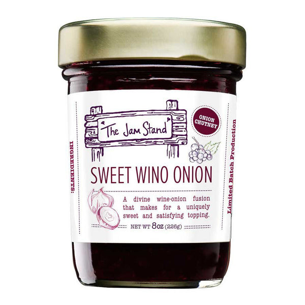 Sweet Wine Onion Jam