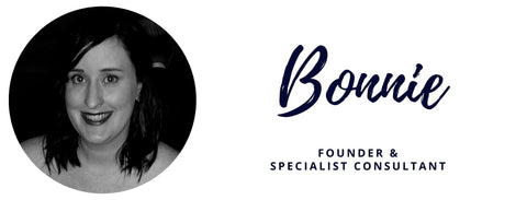Introduction and Photo of Founder Bonnie