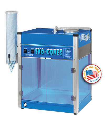 Blizzard Snow Cone Machine