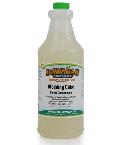 wedding cake snowball syrup recipe wedding cake snow cone concentrate snowcone 25149