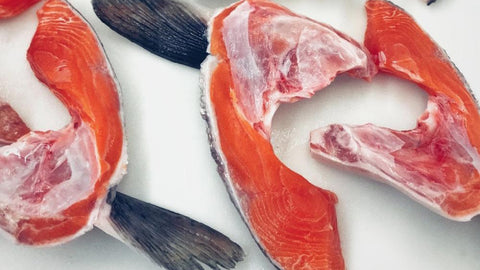Salmon Collar (4 pcs/pack)