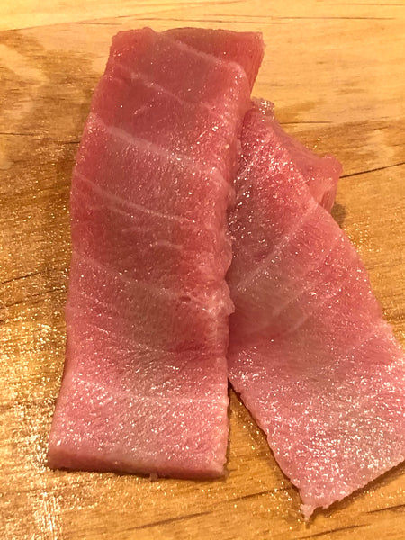 Tuna, Hon Maguro Chūtoro/本マグロ中トロ (Frozen, avg 1 lb/pc) **Product Of Japan**