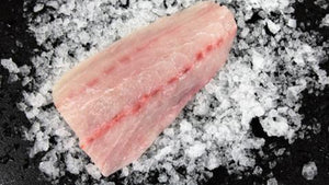 White Sea Bass Fillet (skin off)