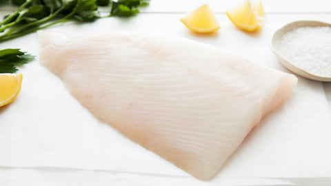 Halibut Fillet, SoCal (skin off)