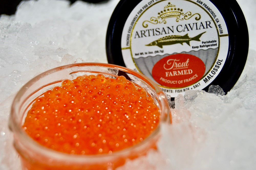 Caviar - Trout (France) - 2 oz
