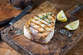 Swordfish - Center Cut Steak, Wild Swordfish (NZ) - avg 1 lb
