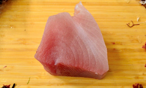 Hawaiian Tombo/Albacore Tuna (center cut, skin off)