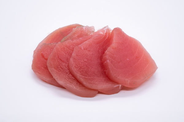 Sashimi Special 刺身 - 0.5 lb each Salmon, Ahi Tuna, and Hamachi
