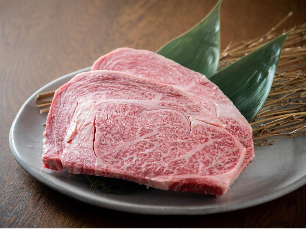 Wagyu - A5 Ribeye Steak, Frozen (Japan) - avg 1 lb