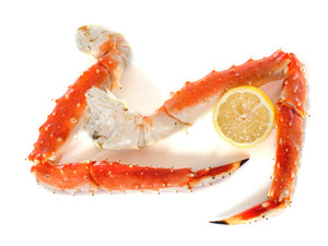 Crab - Wild Alaskan King Crab Legs, Frozen - avg 2.5 lb