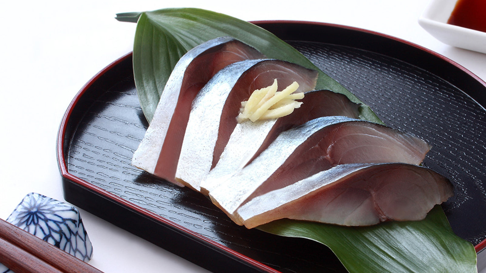 Shime Saba/Cured Mackerel (frozen, 3 oz)