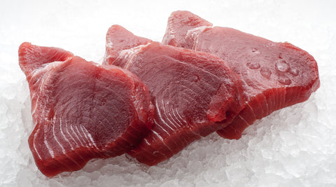 Tuna - Steak, Ahi Tuna Steak - avg 1 lb