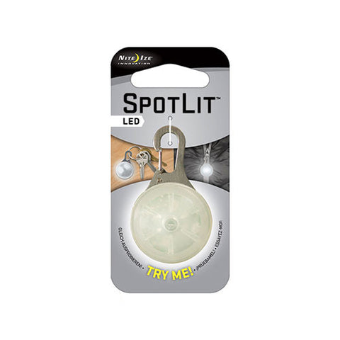 Nite Ize - SpotLit LED Light - White