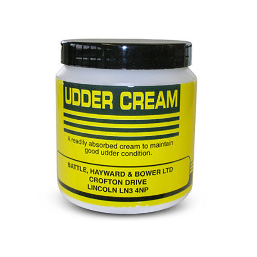 Battles - Udder Cream - 250g