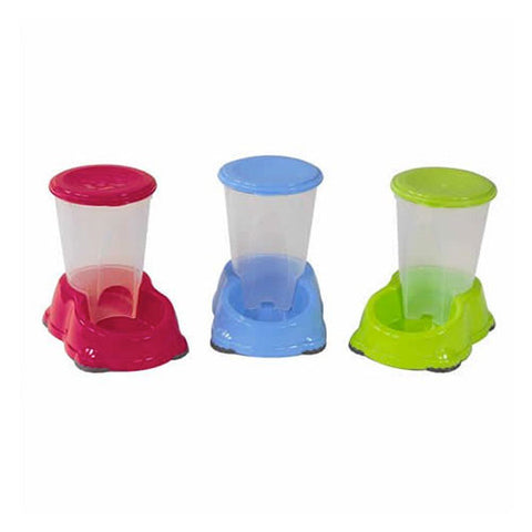 Smart Snacker - Fun Colours Food Bowl for Cats and Dogs - 1.5ltr