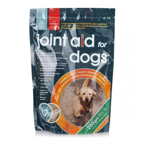 GWF Nutrition - Joint Aid For Dogs with Glucosamine - 250g