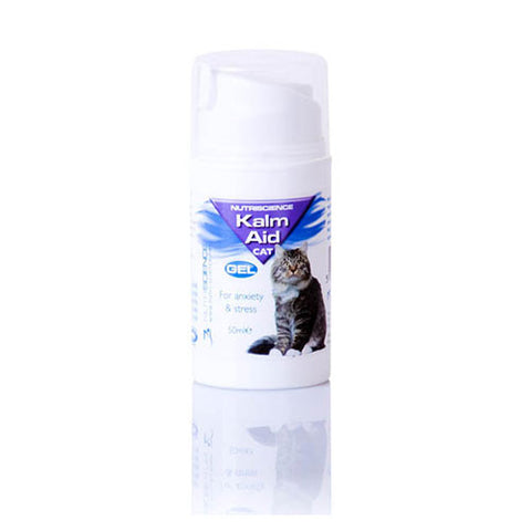 Kalm Aid - Cat Gel 50ml