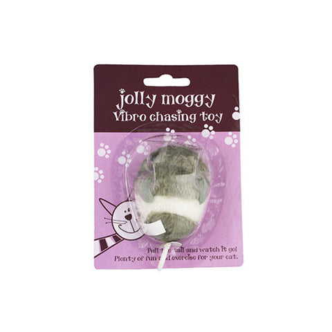 Rosewood - Jolly Moggy - Cat Toy Vibro Mouse