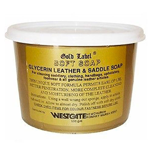 Gold Label - Soft Soap 500g