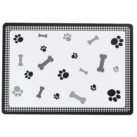 Petface - Placemat - Black