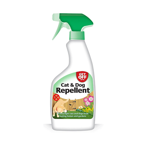 Get Off - Dog & Cat Repellent Spray - 500ml