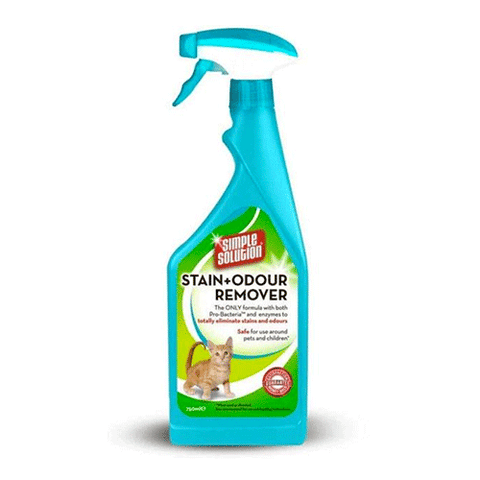 Simple Solution - Stain and Odour Eliminator For Cats - 750ml