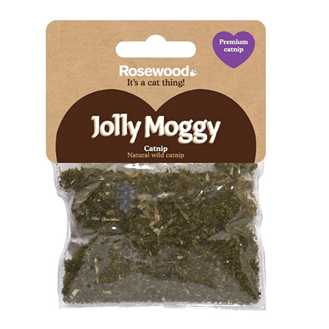 Jolly Moggy - Natural Wild Catnip - 10g