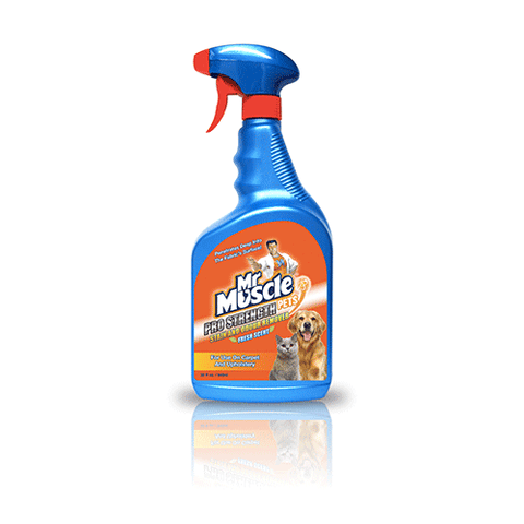 Mr Muscle - Fresh Scent - Pro Stain Remover -  945ml