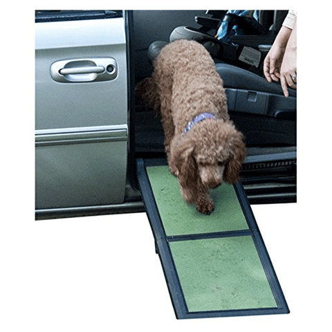 Pet Gear - Travel Light Bi-Fold Dog Ramp